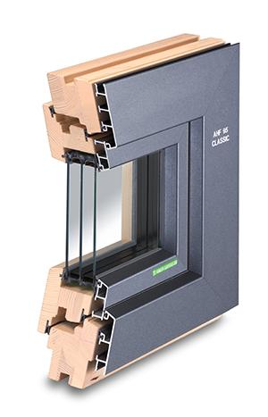 Aluminium holz fenster kneer s dfenster fenster und haust ren f r generationen - Fenster schallschutzklasse 6 ...