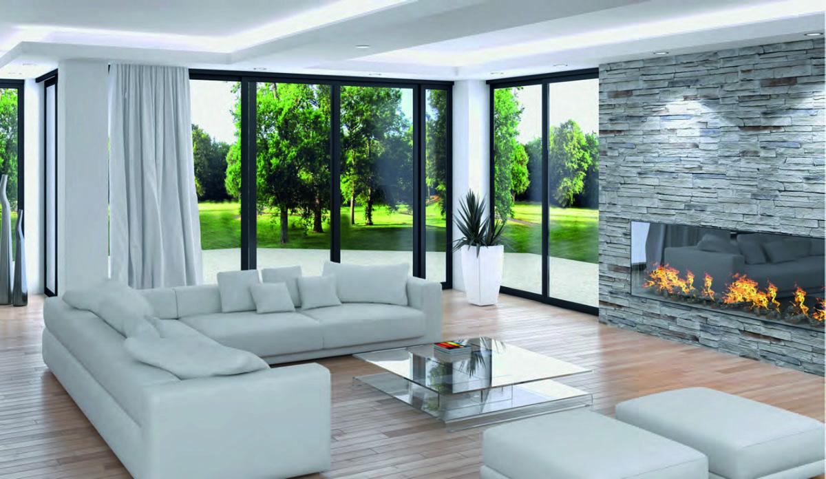 Aluminium kunststoff fenster kneer s dfenster fenster und haust ren f r generationen - Fenster innen weiay auayen anthrazit ...