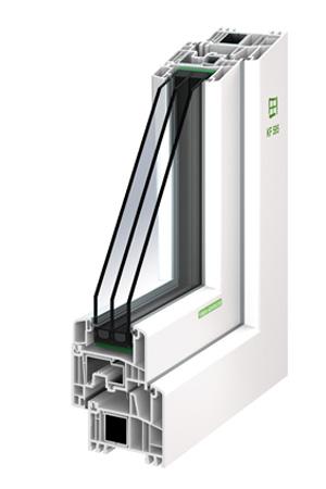 Kunststoff fenster kneer s dfenster fenster und haust ren f r generationen - Fenster schallschutzklasse 6 ...
